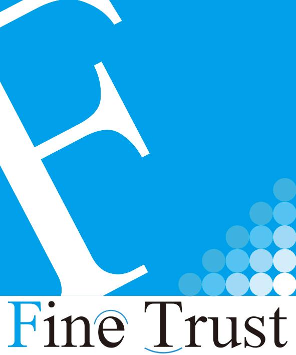 fine_trust ロゴ